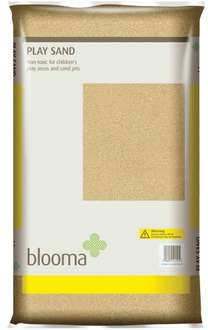 Blooma Play Sand 2x 22.5kg bags for £8 Instore @ B&Q (1 bag £5)