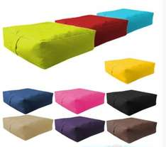 Outdoor waterproof garden slab beanbags in choice of 10 colours now £19.99 delivered @ eBay sold by matchingwarehouse