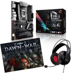Asus Intel ROG STRIX Z270H (SKT 1151) + Asus Cerberus headset + Dawn of War 3 £156.98 [Update now £149.99] @ Ebuyer