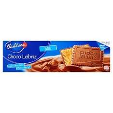 Bahlsen Choco Leibniz biscuits, two packs for £1.49 @ Waitrose