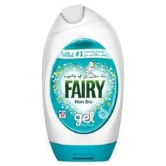 Fairy non-bio washing gel 888ml 24 washes, three for £7 (£2.33 each) @ Waitrose w/MyWaitrose card
