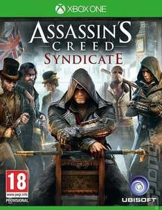 [Xbox One] Assassins Creed Syndicate - Used - £7.30 (Music Magpie)