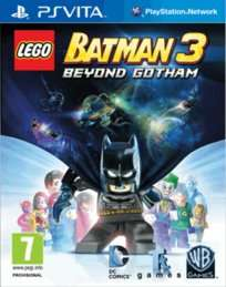 LEGO Batman 3: Beyond Gotham £4.99 (PS Vita) Delivered @ GAME
