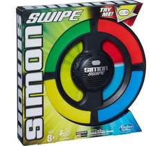 Simon Swipe Board Game from Hasbro - was £24.99 now £9.99 @ Argos (C&C)