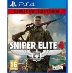 Sniper Elite 4 PS4 £29.99 @ Amazon.co.uk [PRIME] (Limited Edition Inc Pre-Order DLC)