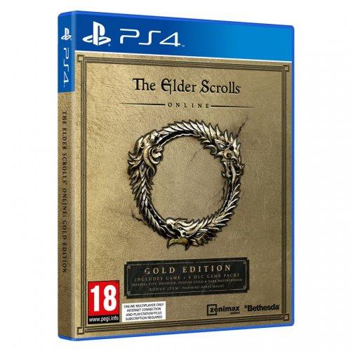 [PS4] The Elder Scrolls Online: Gold Edition  - £5.00 - Smyths (Selected Stores)
