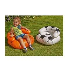 Argos kids inflatable chair £2.49 + Free Click and collect + Poss 6% Quidco