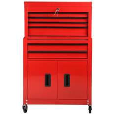 Halfords 8 Drawer Tool Centre - was £150 & reduced to £75 now £63.75 with code @ Halfords