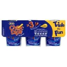 kp chocolate dips 2 for £1.50 at farmfoods