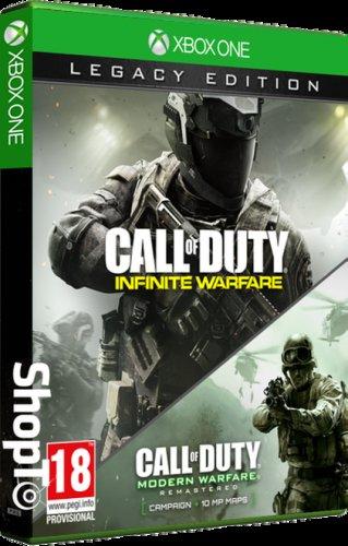 Call of Duty: Infinite Warfare - Legacy Edition (XB1) @ Shopto - £19.85
