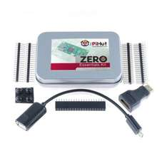 Raspberry Pi Zero W + Essentials Kit - £14.98 Delivered using code - TWITTER20K. Today only @ Thepihut
