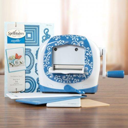 spellbinders sapphire die cutting machine - £24.99 @ Create and Craft
