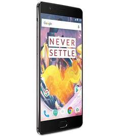 "OnePlus 3T 64Gb version, Like New: ""Perfect"" condition = £267.99 @ O2 Refresh"