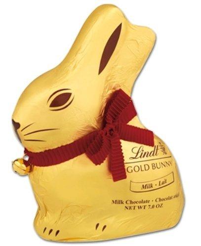 Lindt Milk and Dark Chocolate bunnies 200g half price £2 @ Sainsbury's instore, also Easter eggs half price