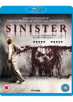 Sinister (Blu-ray) £3.09 @ base.com