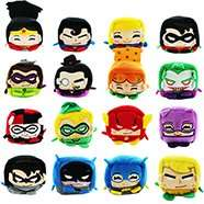 Official DC Comics Kawaii Cubes (small plush collectibles) £1.60 each with code C+C @ The Works