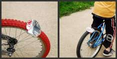 Make your childs bike sound like a real life motorbike for around 40p @ Various retailers
