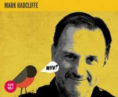 Mark Radcliffe in Preston on Thursday 27th April (£2 Admin charge) @ SFF