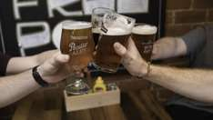 Get a fee IPA beer every week until the end of May at Parkside Tavern in Leeds