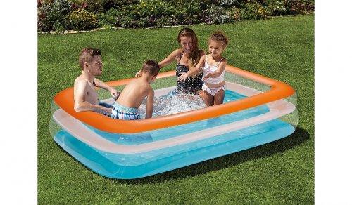 Paddling Pool - 6ft x 4ft £12 @ George Asda online & instore