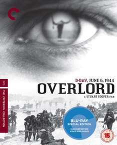 Overlord (Criterion) Blu-ray £4.86 new from musicmagpie @ eBay