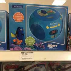 lexibook radio cd player clearance £10 instore boots