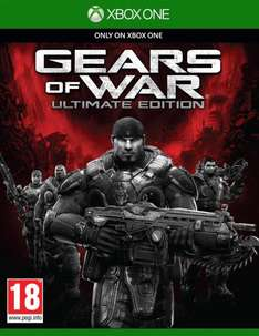 Gears of War: Ultimate Edition £9.44 prime / £11.43 non prime Sold by DIGITAL24 DI DI BARTOLO ANTONIO and Fulfilled by Amazon
