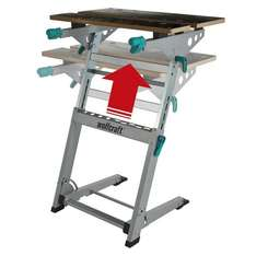Wolfcraft 6908000 Master 700 Workbench, Foldable & Height Adjustable Clamping and Machine Table £126.01 @ Amazon
