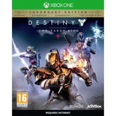 DESTINY: THE TAKEN KING - LEGENDARY EDITION - £19.95 @ The Game Collection