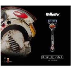 Gillette Fusion ProGlide Star Wars Rogue One Gift Set only £2 was £15 @ Sainsbury's instore