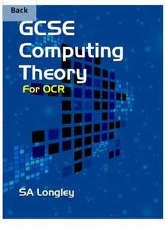 GCSE Computing Theory: for the OCR Exam Board Free @Kindle Amazon