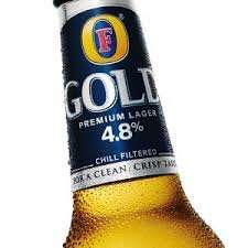 Fosters Gold 6 x 300ML £2.99 instore @Home Bargains