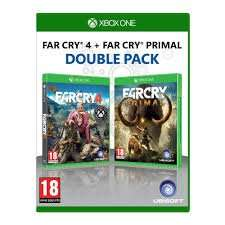 Far cry double pack x box one £21.99 @ 365 Games