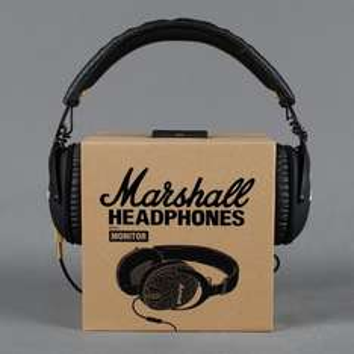 Marshall Monitor Headphone - Black - £85.02 @ Amazon