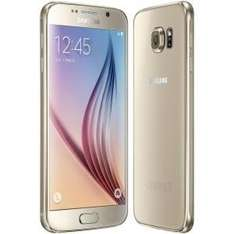 Refurbished Samsung Galaxy S6 32GB Gold EE £169.99 OR Unlocked Black £179.99 @ Music magpie - Discounts at checkout