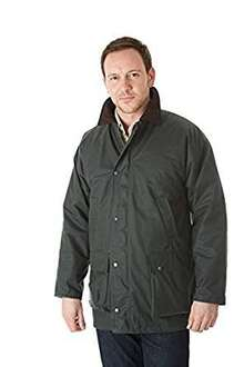 Sherwood Forest Classic Padded Wax Jacket from £16.71 @ Amazon