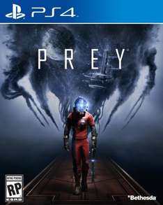 Prey - PS4 Only £33.95 (PRIME) or £35.95 @ Amazon
