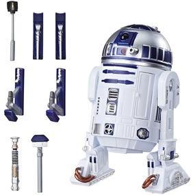 Star Wars 40th Anniversary Han & R2-D2 Black Series figure (Preorder) £25.99 @ Forbidden Planet