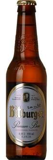 Cheap beer! Quality German pilsner. Bitburger 24 bottles @ Majestic warehouse for £13.92 to store