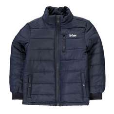 Lee Cooper Padded Jacket Junior Boys from £59.99 to £4.50 plus £4.95 postage - £9.49