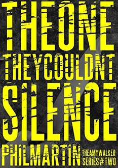 Free Crime Novel For Kindle - The One They Couldn't Silence (via Amazon)