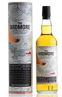 The Ardmore Legacy 70cl £20 at Amazon free delivery