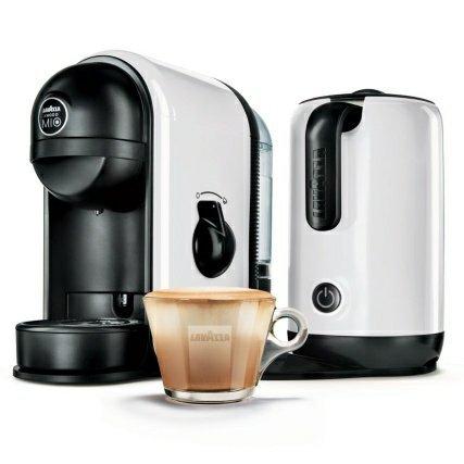 Lavazza Minù Caffe Latte Coffee Machine reduced to £10 at B&M instore
