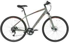 Carrera Crossfire 3 Hybrid (leaning towards mountain bike) product code reduced in store 2016 model - £320 @ Halfords