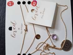 Miss Selfridge jewellery £1 each down from £14ish- BOGOF sale in store only