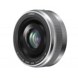 Panasonic LUMIX G 20mm f/1.7 II - Micro 4/3  - Silver - £183.99 - eGlobal Central