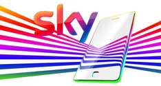 Sky tv customers - Half price data indefinite UN Mins/Text/5GB £10 pm