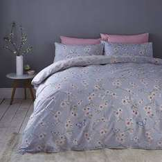 Really Lovely Bedding at Dunelm mill with 30% off Single now £10.50 / Double £14 / King £17.50