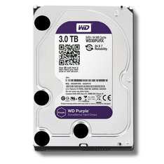 Amazon £89 WD 3TB 3.5-inch Purple - CCTV NVR Hard Drive Sold by Captain_Caveman_Computers and Fulfilled by Amazon.