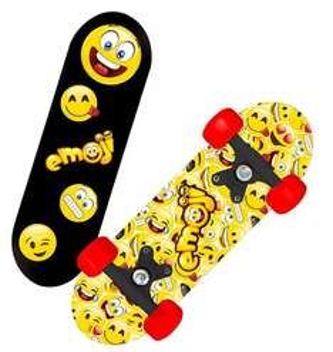 20% Off Selected Outdoor Toys inc Kids Emoji Satchel Skateboard £7.99 C+C @ Asda George